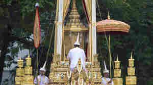 Royal Cremation In Thailand To End Year Of Mourning For Beloved King