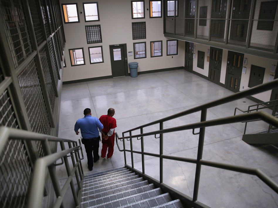 As It Makes More Arrests Ice Looks For More Detention