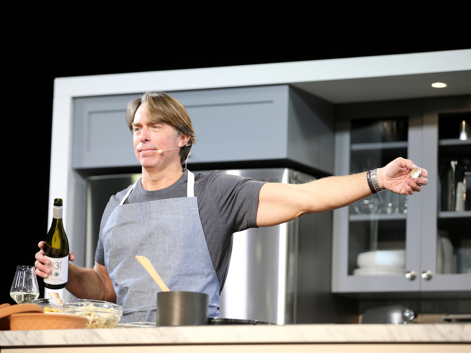 Celebrity chef John Besh stepped down from his position at the Besh Restaurant Group after an investigation by <em>The Times-Picayune </em>and <em>NOLA.com </em>found that 25 women — all current and former employees — said they were sexually harassed while working for the company. (Neilson Barnard/Getty Images for NYCWFF)