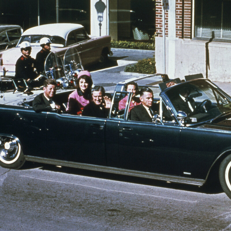 Documents Offer Insight Into Soviet View Of JFK