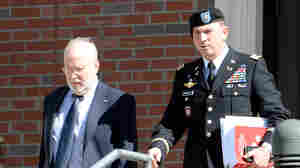 Bowe Bergdahl And The Troops Who Searched For Him Come Face-to-Face In Court