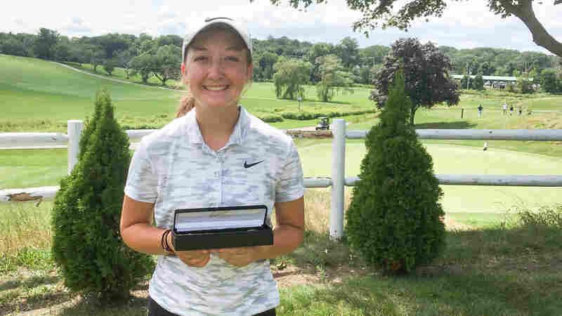 Winner Of High School Golf Tournament Denied Trophy, Because She's A Girl