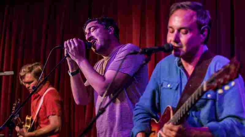 Watch Grizzly Bear Perform 'Four Cypresses' Live In The Studio