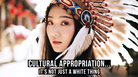 Cultural Appropriation...It's Not Just a White Thing
