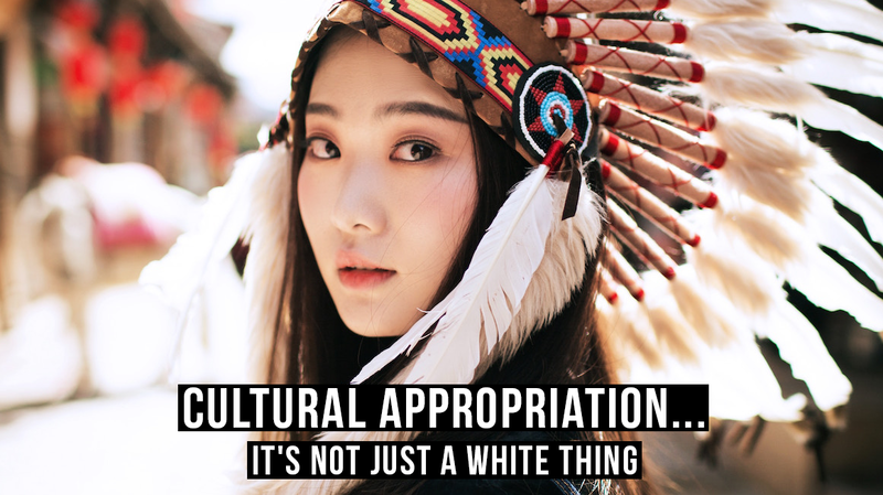 This week on Latino USA, what does cultural appropriation look like when it occurs between people of color?