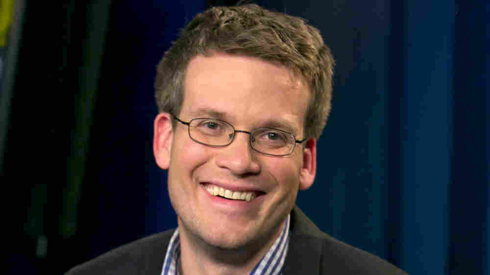 Fresh Air Weekend: Novelist John Green; 'Her Body and Other Parties'; 'Why We Sleep'