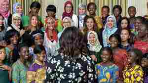 Previously Unseen Photos Of Michelle Obama Illuminate 'Chasing Light'
