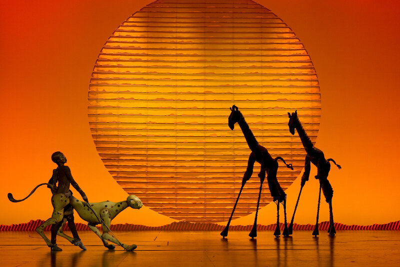 Bold Experiment Turned Broadway Hit u0027Lion Kingu0027 Continues To Thrill u2014 And Heal & The Lion Kingu0027 Broadway Musical Celebrates 20 Years : NPR