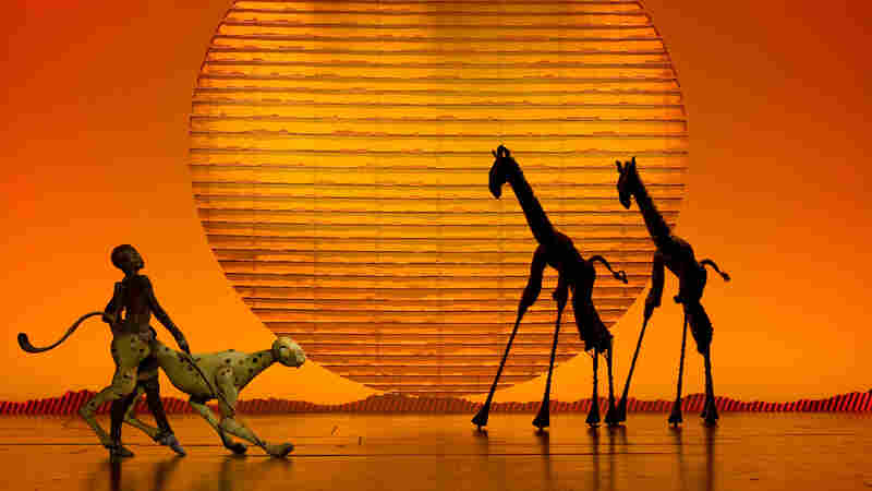 Bold Experiment Turned Broadway Hit, 'Lion King' Continues To Thrill — And Heal