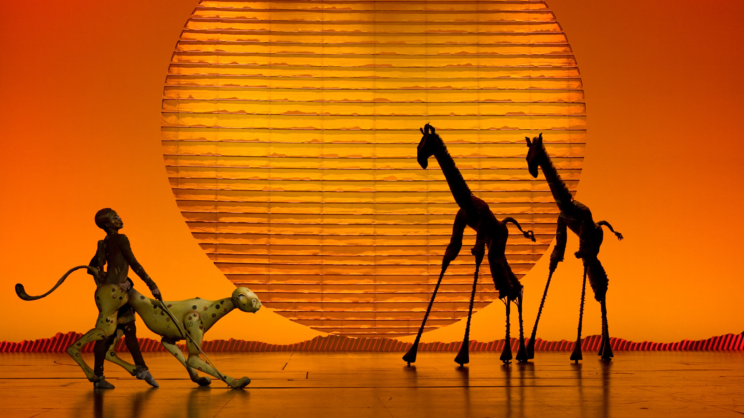 Image for Bold Experiment Turned Broadway Hit, 'Lion King' Continues To Thrill — And Heal Article