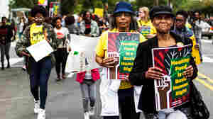 Food Access Advocates Walk The Long Walk ... To The Nearest Grocery Store