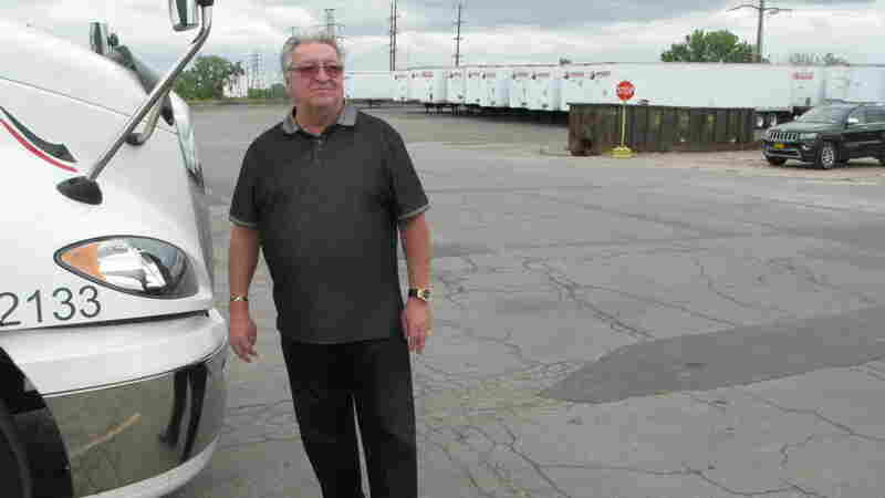 Buffalo Area Warily Eyes The Renegotiation Of NAFTA