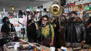 The Roots Feat. Bilal: Tiny Desk Concert