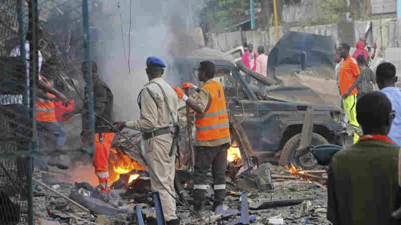 Latest Attack On Mogadishu Ends With At Least 23 Dead
