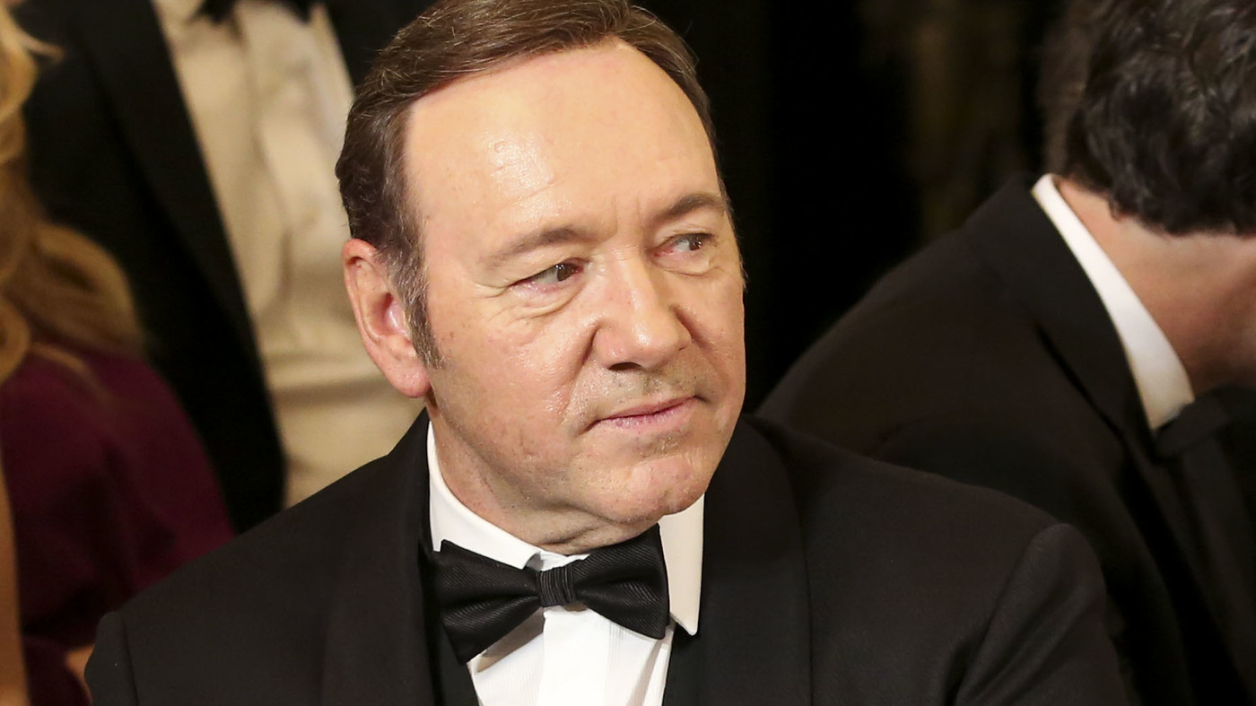 nola.com Kevin Spacey Apologizes To Anthony Rapp Over Alleged Sexual  Misconduct: The Two-Way: NPR