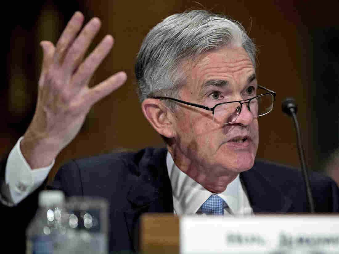 Trump announces Jerome Powell as the next Federal Reserve chief