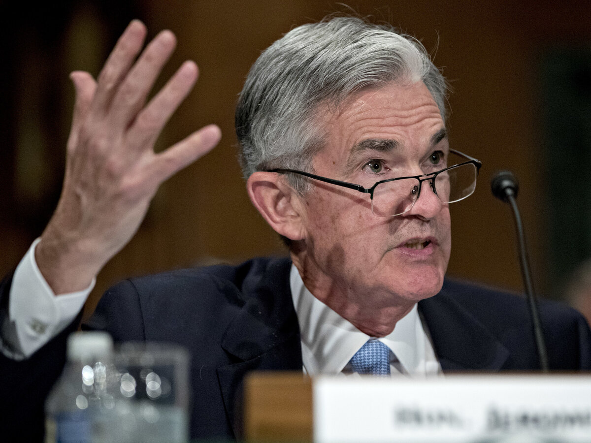 Jerome Powell to be new Fed Reserve Chair