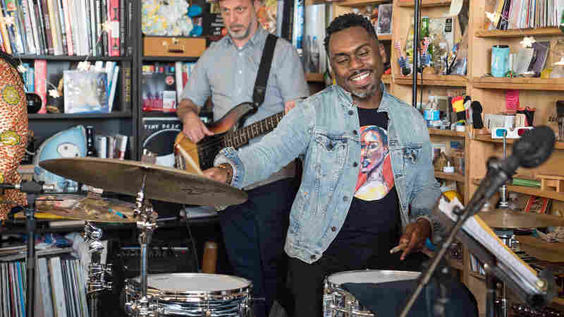 Nate Smith + KINFOLK: Tiny Desk Concert
