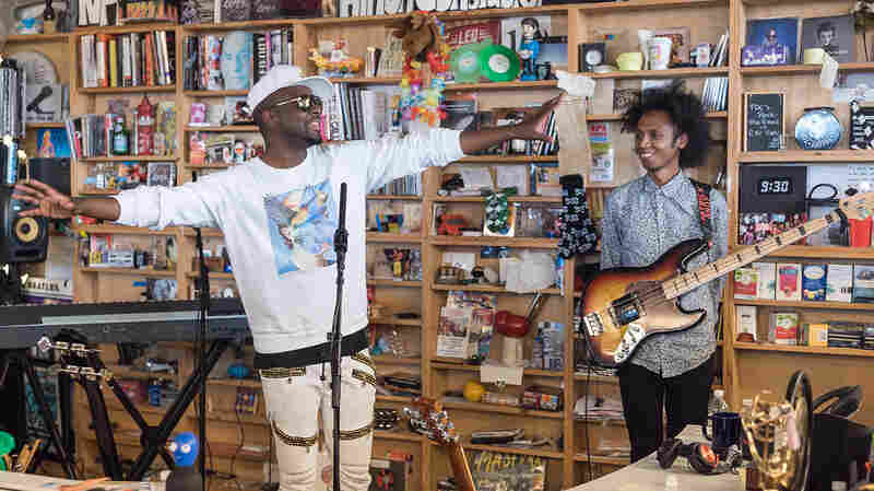Wyclef Jean: Tiny Desk Concert