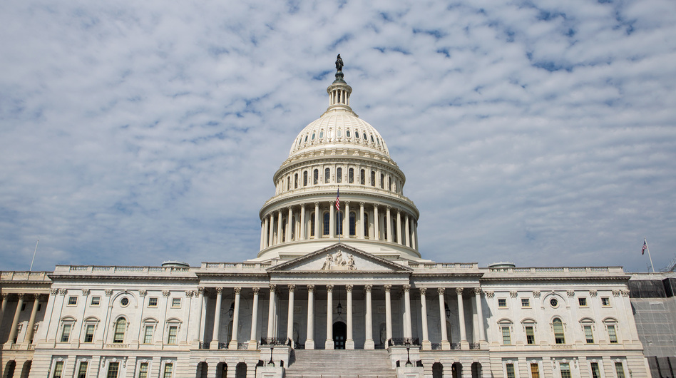 Representatives of Facebook, Google and Twitter are testifying on Capitol Hill on Tuesday about Russia's use of their platforms. (Liam James Doyle/NPR)