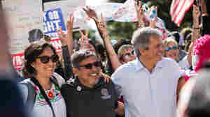 Facing Discrimination In Public Life, Latinos Stay Positive About Government