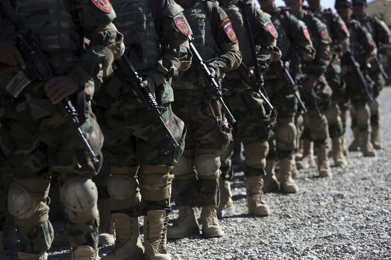 U.S. Military Withholds Key Measures Of Afghan War