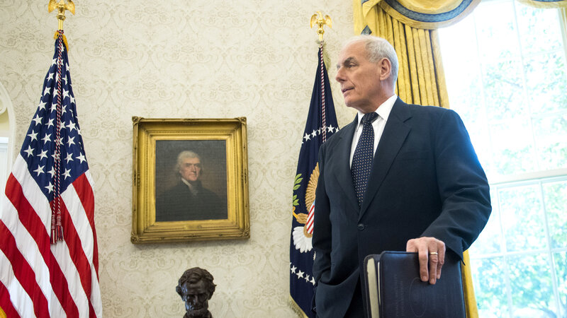 John Kelly Claims Civil War Caused By Lack Of Compromise History Shows Otherwise