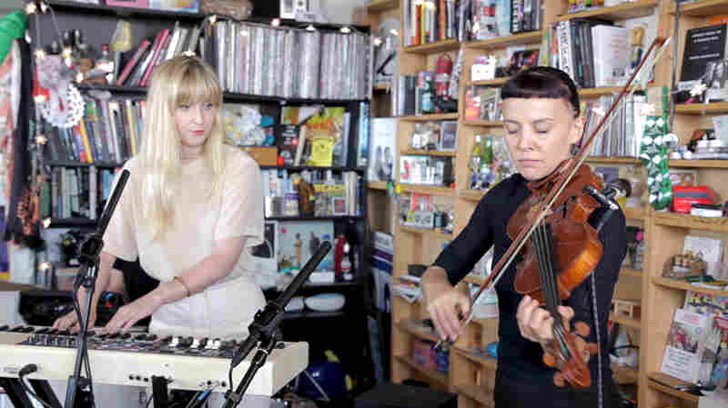 Gracie and Rachel: Tiny Desk Concert