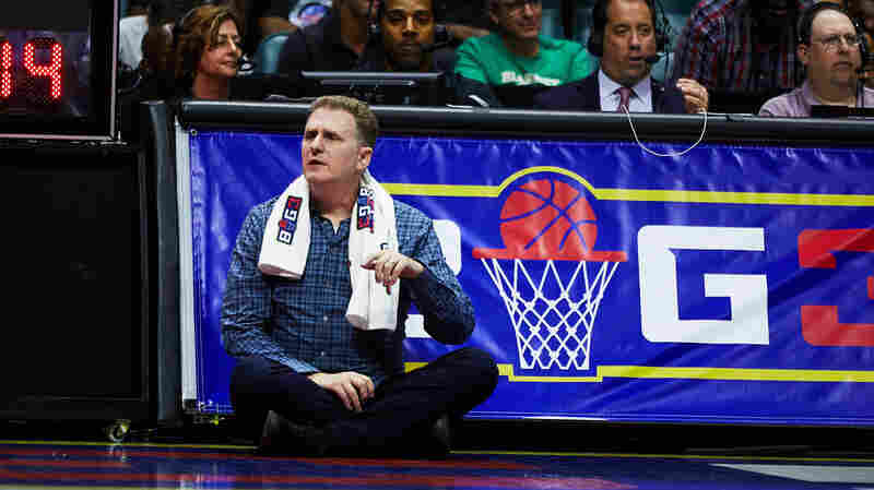Actor Michael Rapaport On Sports Highs, Lows And LeBron