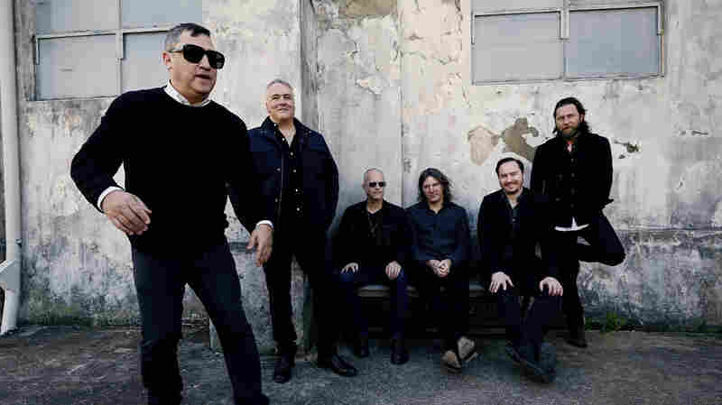 The Afghan Whigs On World Cafe