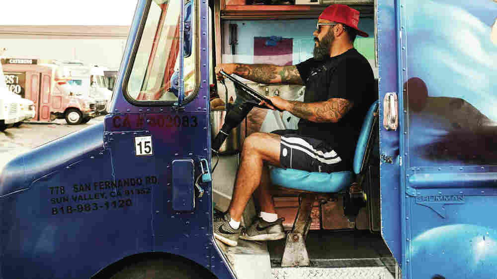 'Guerrilla Tacos': Street Food With A High-End Pedigree