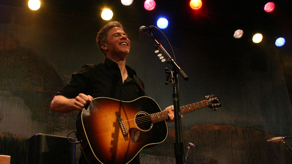 Josh Ritter performs live at WXPN