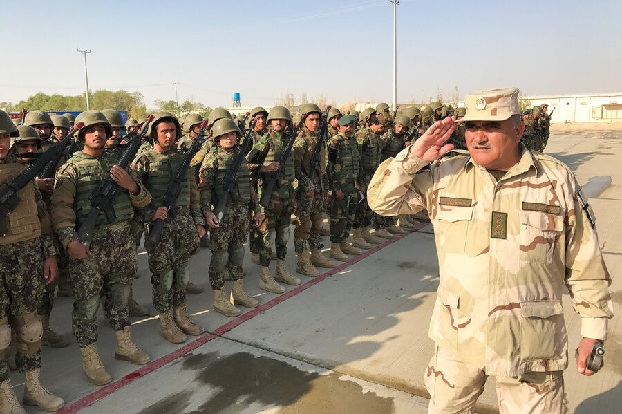 In Helmand Afghan General Fights Taliban 'cancer' With Some Help Rhnprorg: Us Marines Radio Codes At Elf-jo.com