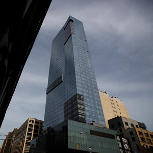 Trump SoHo: A Shiny Hotel Wrapped In Glass, But Hiding Mysteries