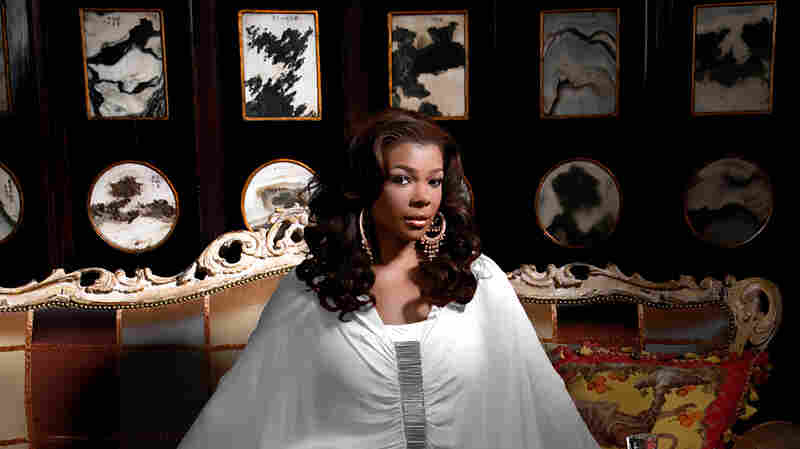 Review: Syleena Johnson, 'Rebirth Of Soul'