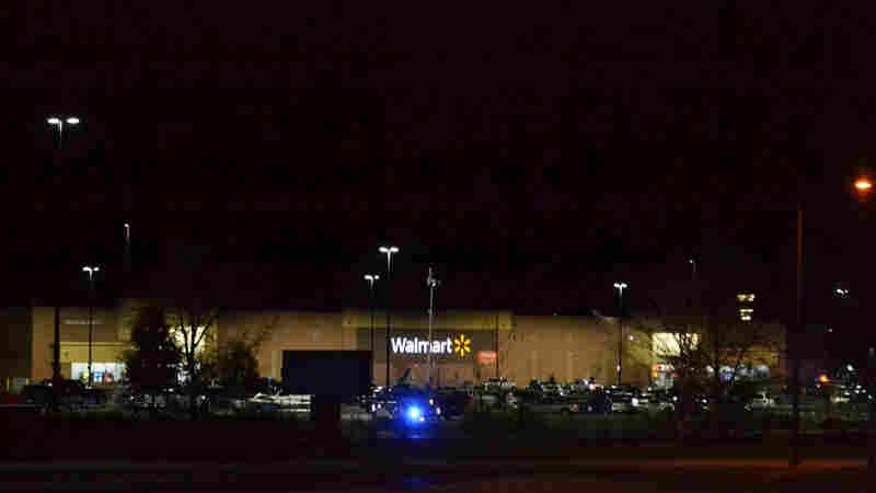 Police Capture Suspect In Deadly Walmart Shooting In Colorado