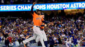 Houston Astros Defeat Los Angeles Dodgers To Take World Series Crown