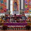 Día De Los Muertos Comes To Life Across The Mexican Diaspora