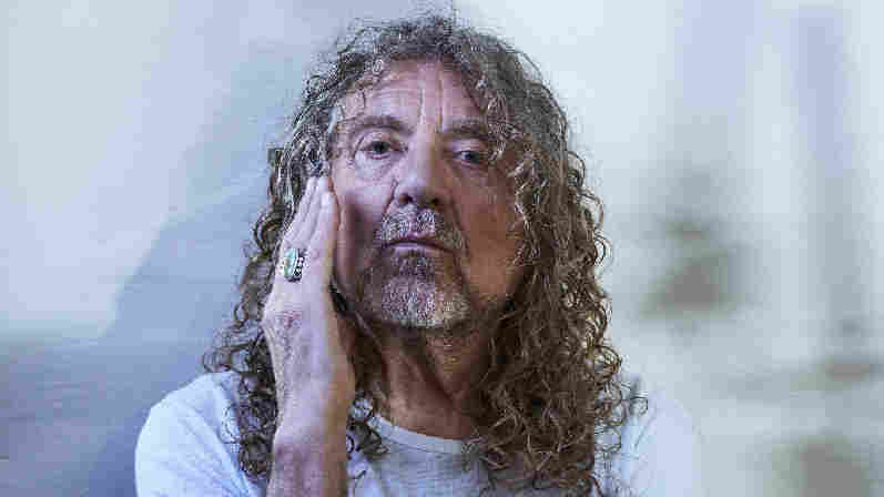 Robert Plant On World Cafe