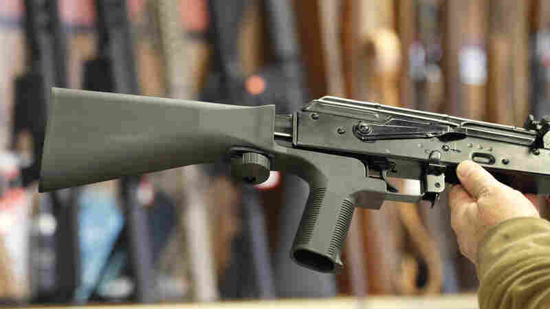 Massachusetts Becomes 1st State To Ban Bump Stocks After Las Vegas Massacre
