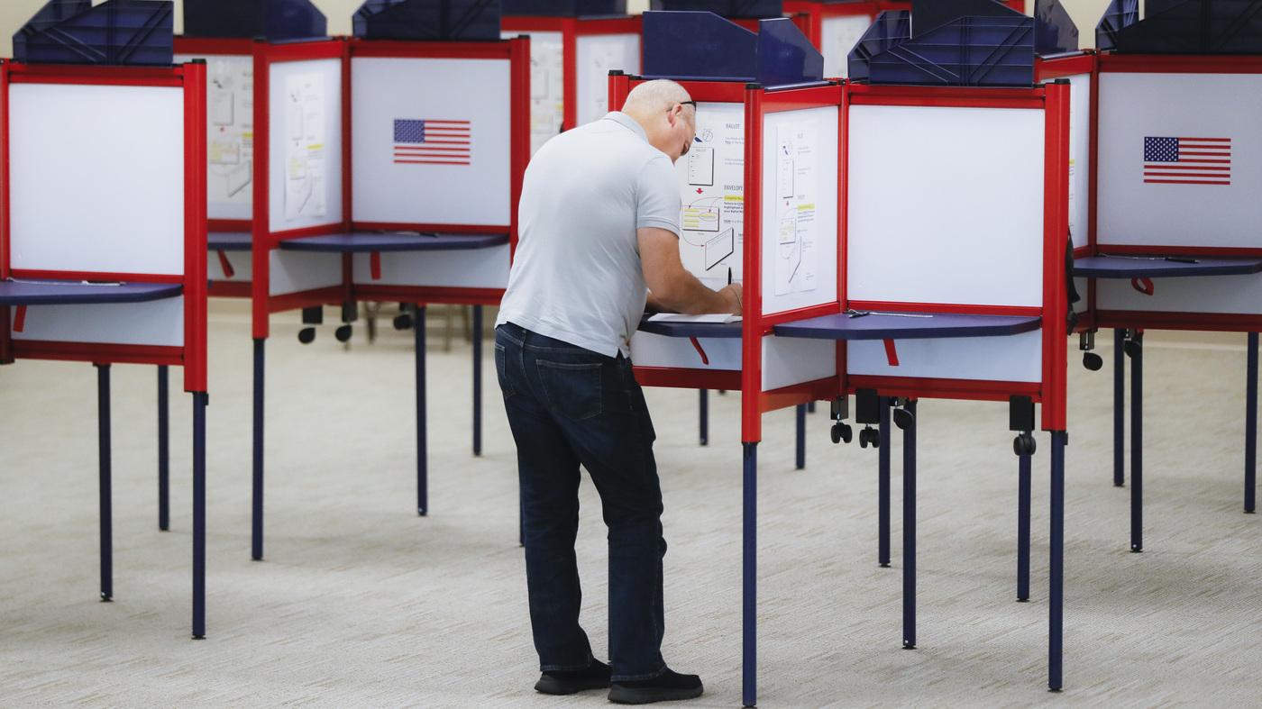 election day : NPR