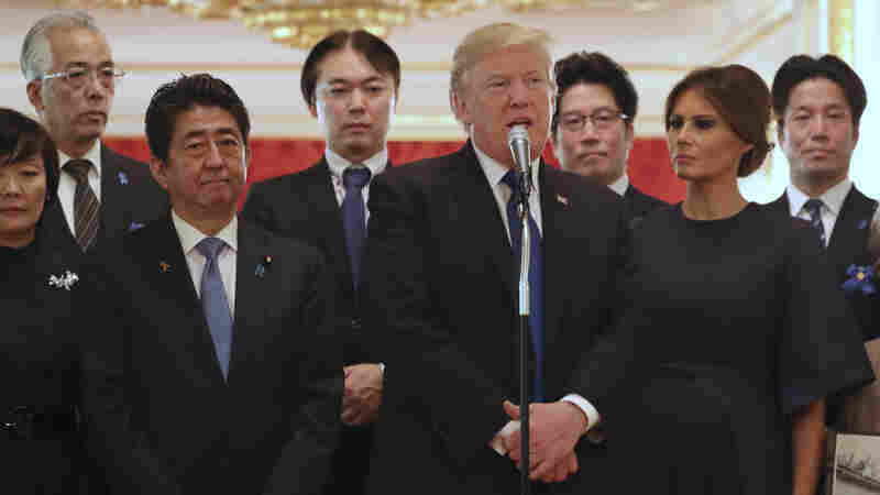 Families Of Japanese Abducted By North Korea Hope For Help From Trump