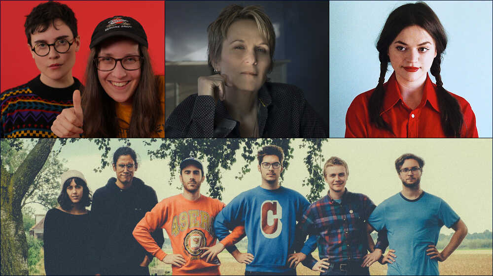 New Mix: Pinegrove, Mary Gauthier, Partner, Selections From WOMEX And More