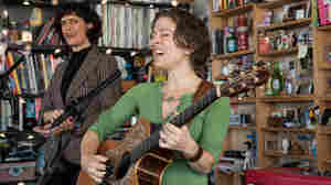 Ani DiFranco: Tiny Desk Concert