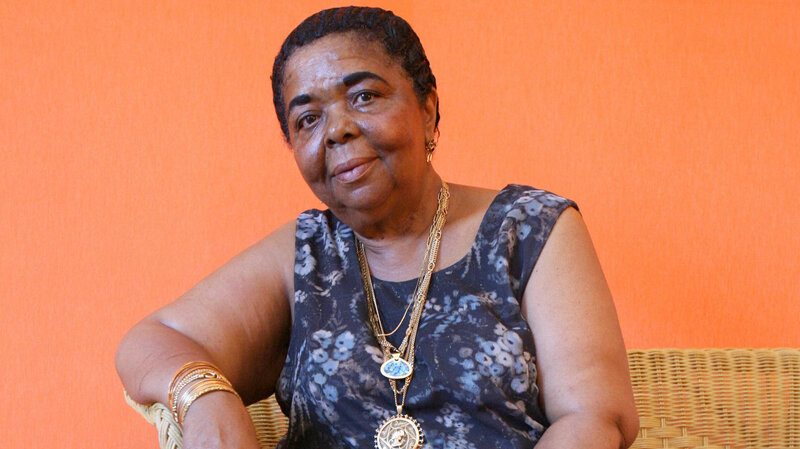 Cesaria Evora The Barefoot Diva Who Paved Her Own Path Npr