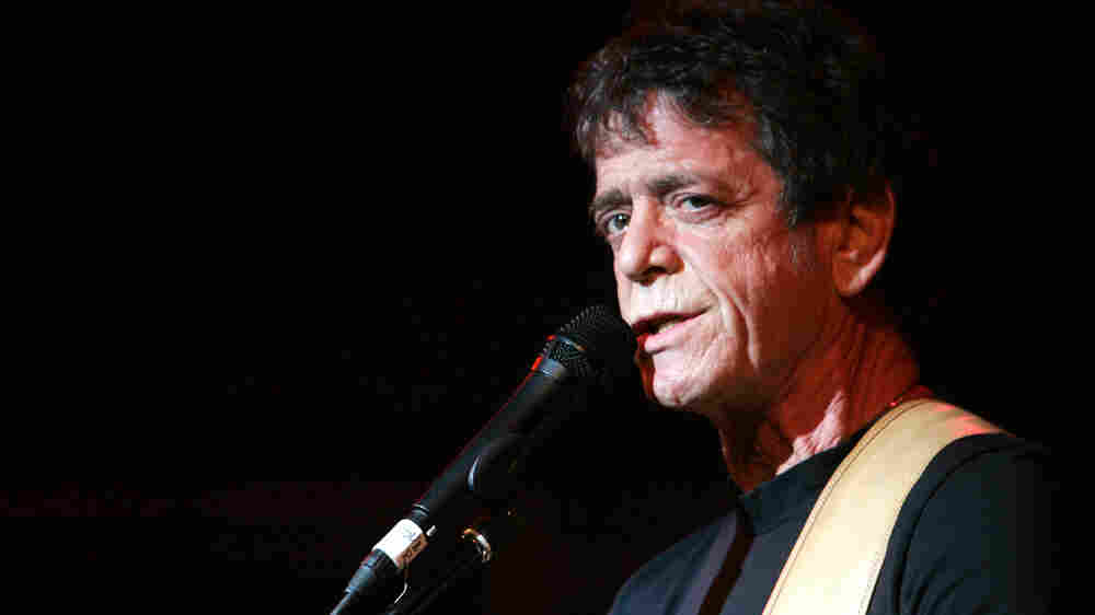 Biographer Sought To Write The Kind Of Book Lou Reed 'Deserved'