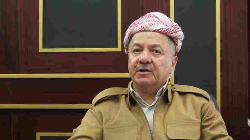 After Iraqi Kurdish Independence Vote Backfires, 'I Do Not Regret It,' Says Barzani