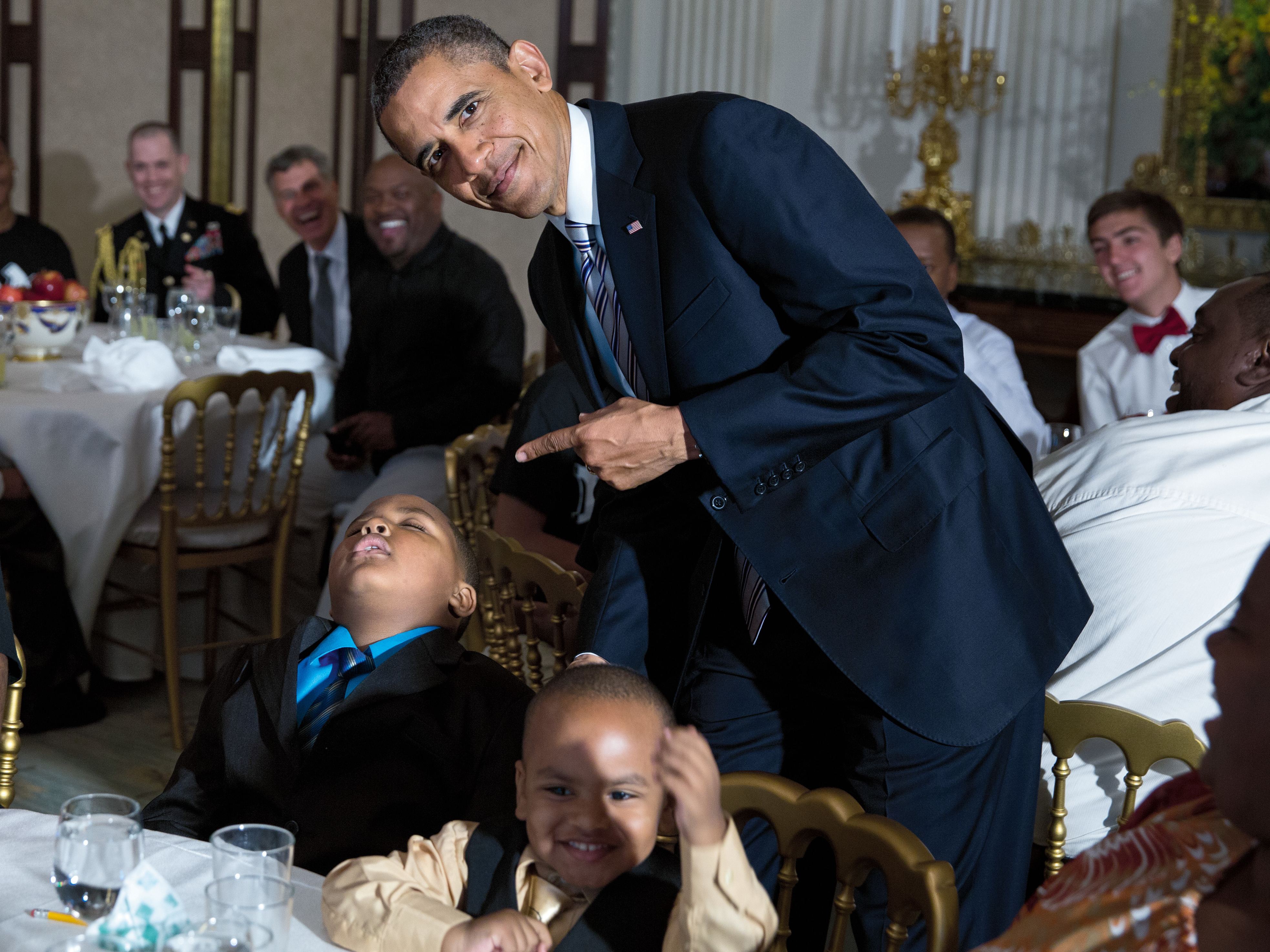 Photographer Pete Souza Reflects On 8 Years (And 1.9 Million Photos ...