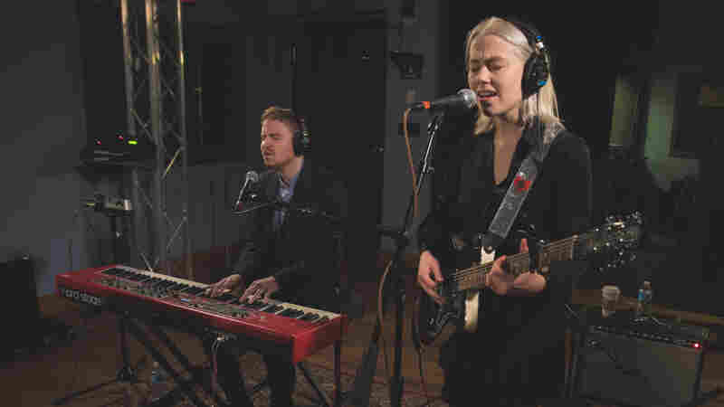 Phoebe Bridgers On World Cafe