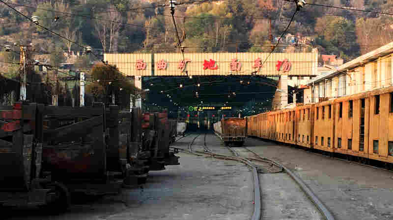 As China Moves To Other Energy Sources, Its Coal Region Struggles To Adapt